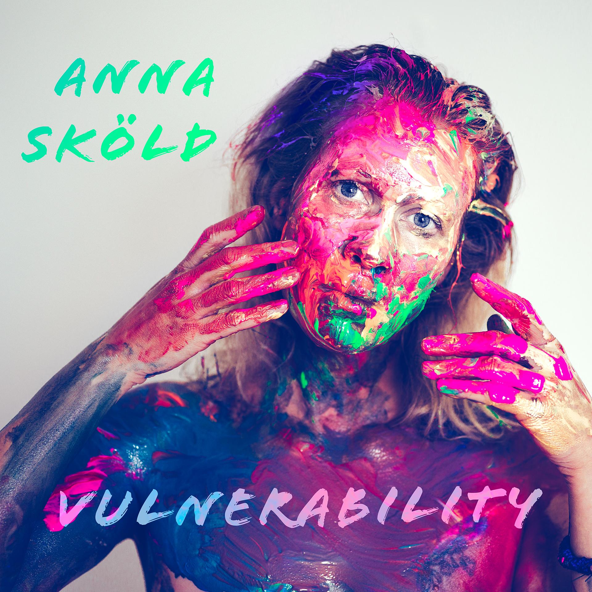 Paintface with Anna Sköld